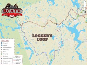 Logger's Loop